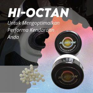 hi octan tablet motor